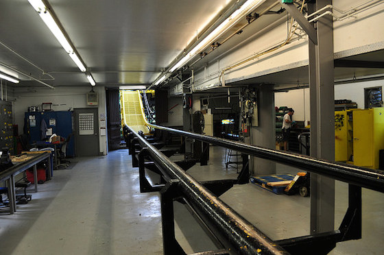 Maintenance bay