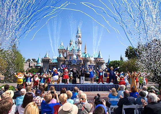 Disneyland's 60th