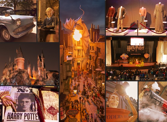 Celebration of Harry Potter