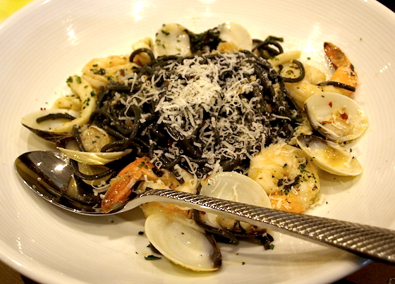 Squid Ink Seafood